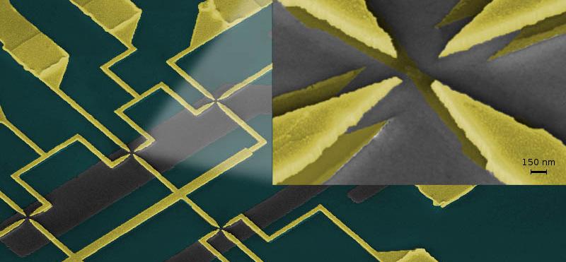 Nano-transistor